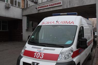 В Киеве маленькая девочка схватилась за провод и получила серьезные ожоги