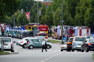 СМИ сообщили о 15 погибших при стрельбе в Мюнхене