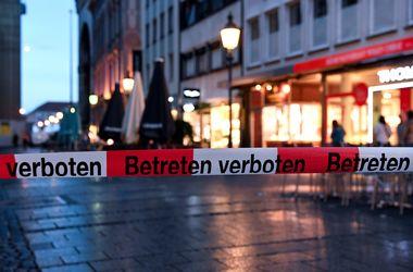 В сети запустили специальный хэштег для спасения граждан в Мюнхене