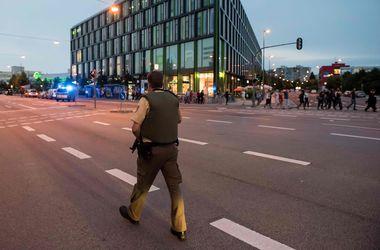 Один из нападавших в Мюнхене выкрикивал расистские лозунги
