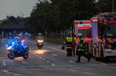 Власти Германии пока не подтверждают версию теракта в Мюнхене