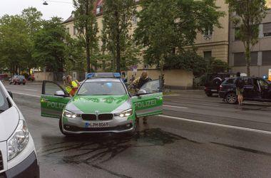 Железнодорожное сообщение после стрельбы в Мюнхене возобновлено