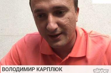 Мэр Ирпеня Карплюк сообщил, что находится за пределами Украины