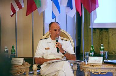 Контр-адмирал ВМС США назвал главную цель учений