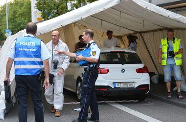 Взрыв в немецком Ансбахе: десять пострадавших