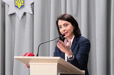 Деканоидзе сообщила о росте количества краж и грабежей в Украине