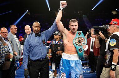 Александр Гвоздик поборется за звание претендента на титул WBC