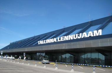 В аэропорту Таллина из-за угрозы теракта усилили меры безопасности