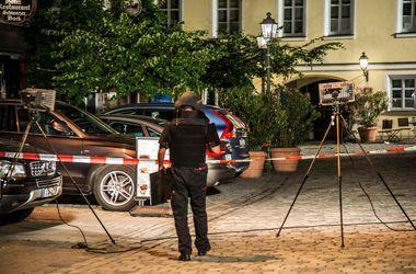Теракт в Ансбахе: у террориста в телефоне нашли запись с присягой на верность ИГИЛ