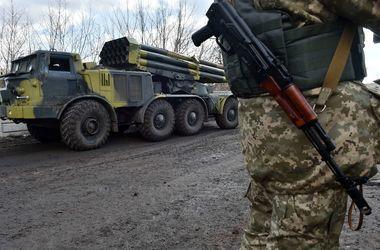 Боевики ударили из минометов по Авдеевке