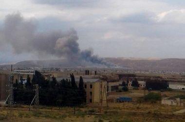 Жертвами взрыва на оружейном заводе в Азербайджане стали два человека