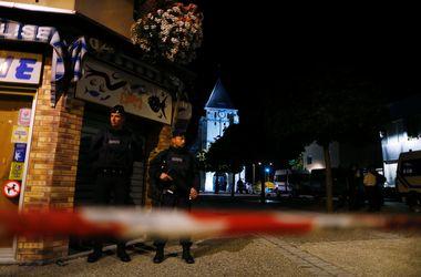 Стало известно имя одного из убийц священника во Франции