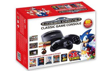 Счастье для игроманов: Sega