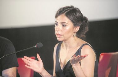 <p>42-летняя Ева Нейман. Фото: пресс-служба ОМКФ</p>
