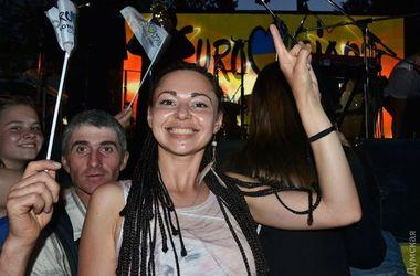 В Одессе прошел концерт в поддержку Евровидения