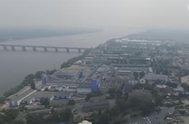 В центре Киева из-за жары будет ограничено движение транспорта