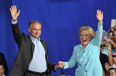 Тим Кейн официально утвержден кандидатом в вице-президенты США