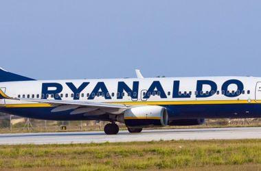 В честь Криштиану Роналду назвали самолет