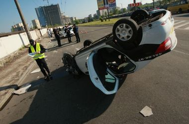 В Украине резко выросло количество ДТП: аварий стало больше из-за пьяниц и дефицита копов