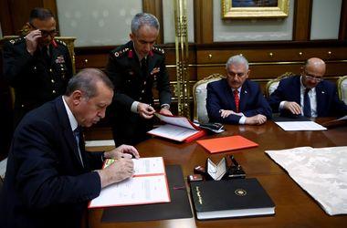 Ряд высших военачальников Турции сохранили свои посты