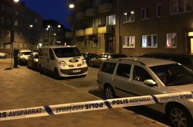 В Швеции в жилом доме прогремел взрыв