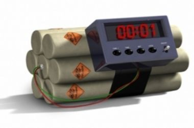 """Полиция задержала пьяного """"минера"""", сообщившего о бомбе на Банковой"""