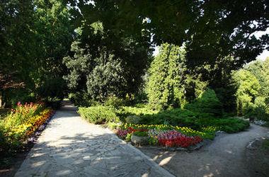 В Киеве появится новый парк и шесть скверов