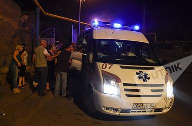 Число пострадавших после разгона демонстрации в Ереване выросло до 60
