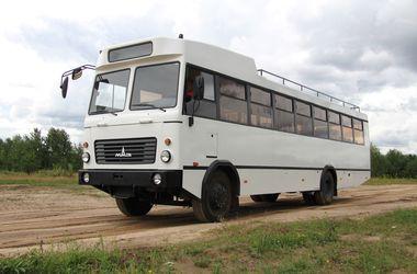 МАЗ создал необычный автобус для африканских стран