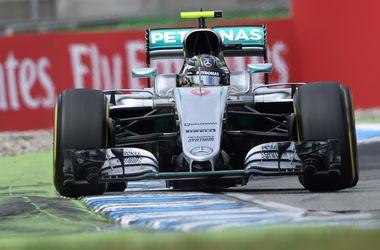 Нико Росберг выиграл квалификацию Гран-при Германии