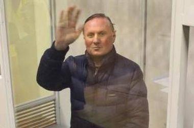 Сейчас Ефремов находится в СИЗО СБУ – Луценко