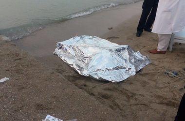 В Одессе на популярном пляже найдено тело мужчины