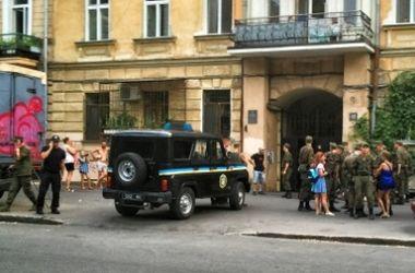 В Одессе парень стрелял в бойцов Нацгвардии