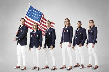 Соцсети взорвал русский флаг на олимпийской форме сборной США