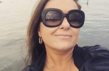 Наталья Могилевская похвасталась фигурой в купальнике на отдыхе в Одессе (фото)
