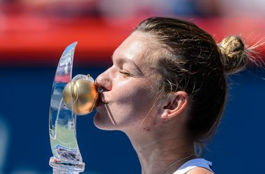 Румынка Симона Халеп выиграла третий турнир в сезоне