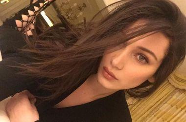 19-летняя модель Белла Хадид шокировала вызывающим нарядом