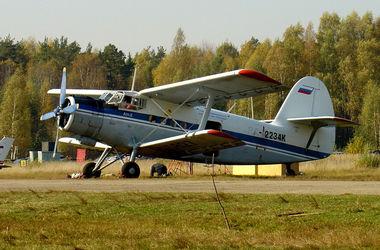 В России разбился самолет Ан-2