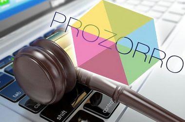 Все госзакупки в Украине перевели на ProZorro