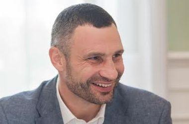 Мэр Кличко вернулся из отпуска в новом образе