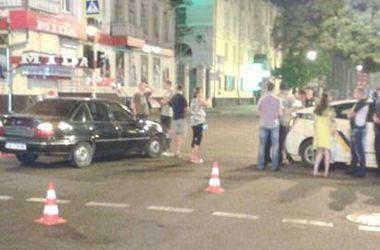 Украинские полицейские снова попали в ДТП
