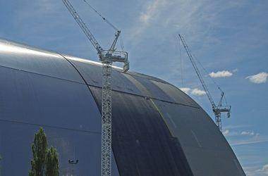 <p><span>Строительство нового саркофага на ЧАЭС завершится в ноябре 2017. Фото: А.Паламарчук</span></p>