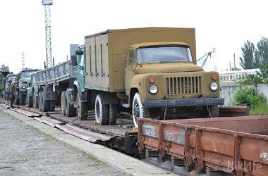В Иловайск прибыл эшелон военной техники оккупантов – Скибицкий