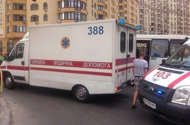 Kijevā CSNG ar маршруткой cietusi meitene