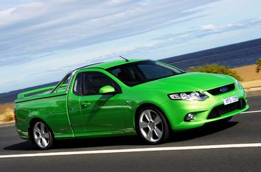 <p><span>Ford Falcon Ute XR6. Фото: avtoblog.ua</span></p>