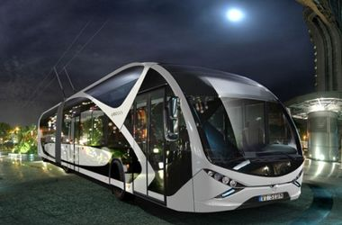 Как выглядит самый дорогой троллейбус в мире