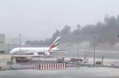 Аэропорт Дубая возобновил работу после аварии с Boeing