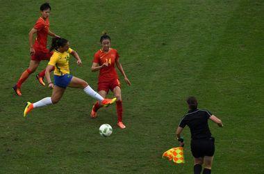 Бразильянка Кристиана стала лучшим бомбардиром Олимпийских игр
