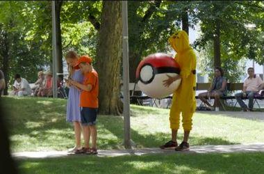 Pokemon GO атакует: в Швейцарии покемоны бросаются на людей со смартфонами в руках