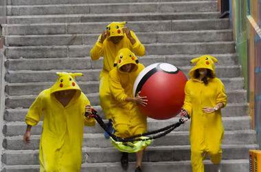 В Швейцарии покемоны объявили охоту на людей